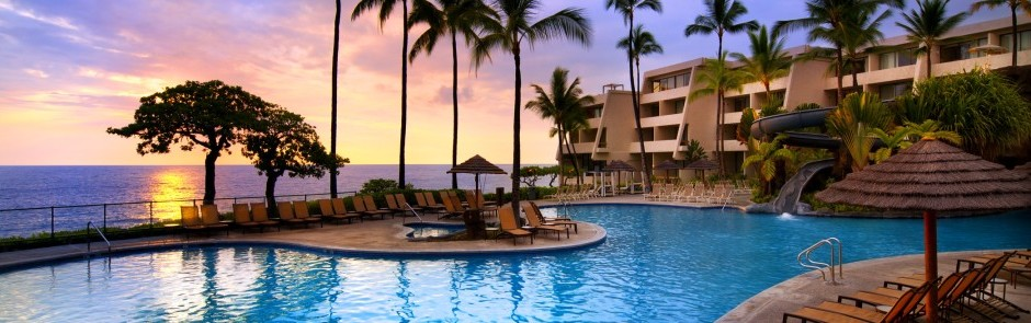 Big Island Of Hawaii Sheraton Kona Resort Spa At Keauhou Bay - Sheraton hawaii